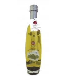 Huile d'Olive vierge Extra au Basilic - 125ml