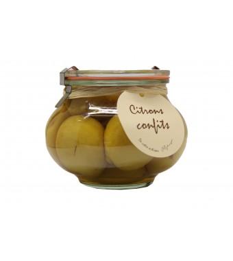 Citrons Confits - 320gr