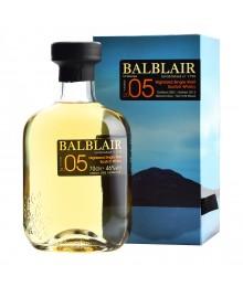 Balblair Vintage 2005 - Ecosse - Highlands