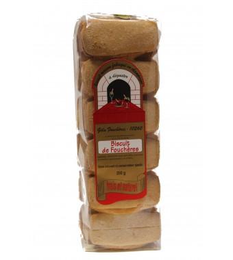 Biscuit de Fouchères - 200gr Rectangulaire
