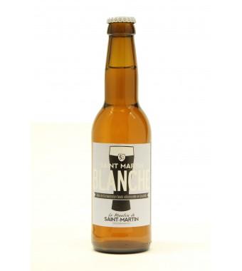 """Bière """"Blanche"""" de l'Aube - Moulin de Saint-Martin"""