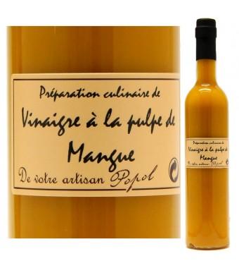 """Vinaigre à la pulpe de Mangue - Maison """"Chez Popol"""""""