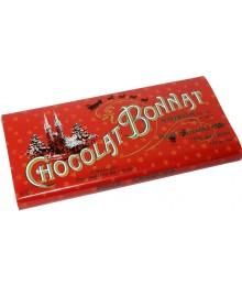Tablette de Noël - Chocolat Noir 75 % de Cacao - BONNAT