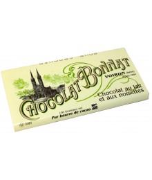 Tablette Chocolat au Lait et aux Noisettes - Maison BONNAT
