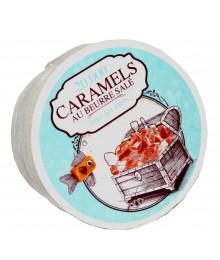 Caramels au beurre salé et à la fleur de sel