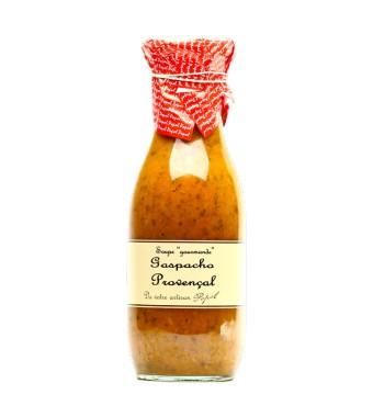 "Gaspacho Provençal - Maison ""Chez Popol"""