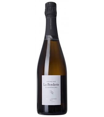 """Champagne Domaine La Borderie - Brut """"Les Trois Contrées"""""""