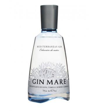 Gin Mare - Mediterranean Gin - Espagne