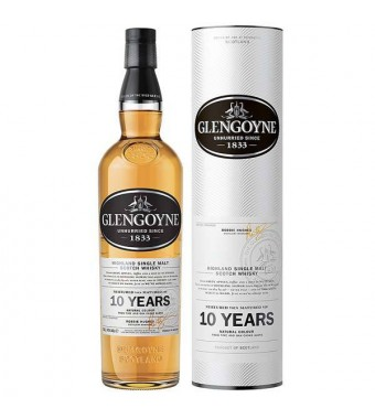 Glengoyne - 10 ans - Ecosse - Highlands