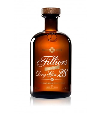 Filliers Classic - Dry Gin 28 - Belgique