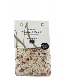 Risotto Tomates et Basilic - Certifié AB