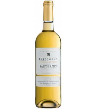 Sauternes Grande Réserve - Kressmann