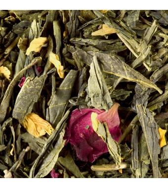 Thé Vert Parfumé - Thé des deux Chinois - Dammann Frères