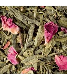 Thé Vert Parfumé - Cerisier de Chine - Dammann Frères