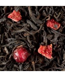 Thé Noir Parfumé - Quatre Fruits Rouges - Dammann Frères