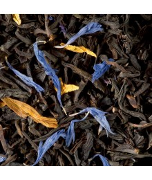Thé Noir Parfumé - Jardin Bleu - Dammann Frères