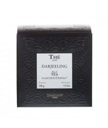 Thé Noir Nature en sachets - Darjeeling - Dammann Frères