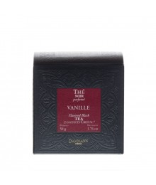 Thé Noir Parfumé en sachets - Vanille - Dammann Frères