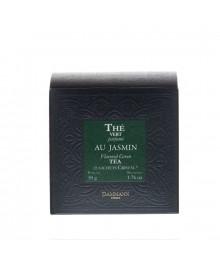 Thé Vert Parfumé en sachets - Jasmin - Dammann Frères