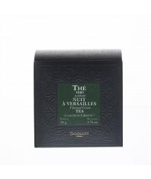 Thé Vert Parfumé en sachets - Nuit à Versailles - Dammann Frères