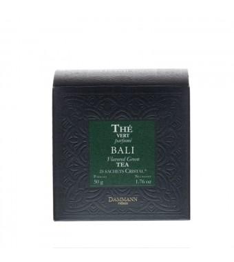Thé Vert Parfumé en sachets - Bali - Dammann Frères