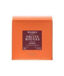 Rooibos Parfumé en sachets - Fruits Rouges - Dammann Frères