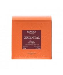 Rooibos Parfumé en sachets - Mélange Oriental - Dammann Frères
