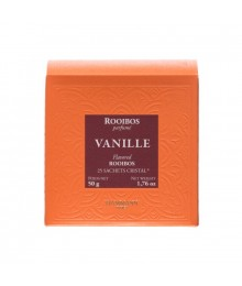 Rooibos Parfumé en sachets - Vanille - Dammann Frères
