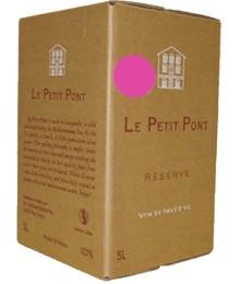 IGP Pays d'Oc - BIB 10L Le Petit Pont Rosé - Domaines Preignes Robert Vic
