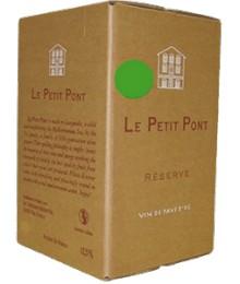 IGP Pays d'Oc - BIB 10L Le Petit Pont Blanc - Domaines Preignes Robert Vic
