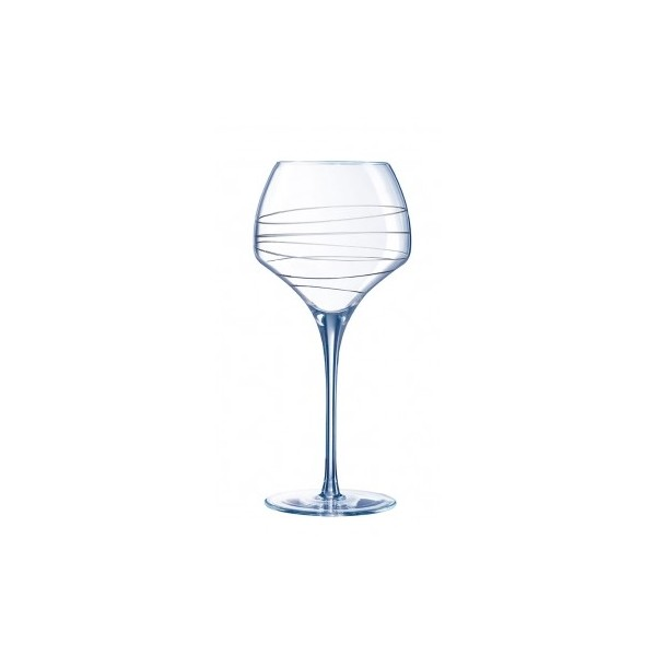 verre vin open 39 up arabesque 37cl chef et sommelier l 39 instant gourmet. Black Bedroom Furniture Sets. Home Design Ideas