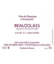 Beaujolais - Villages - Domaine Marcel Joubert