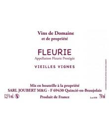 Fleurie - Domaine Marcel Joubert