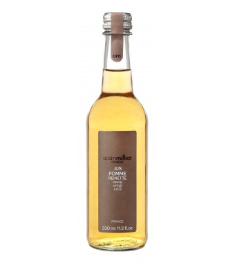 Jus Pomme Reinette Alain Milliat - 33cl