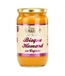 Bisque de Homard au cognac - Bernard Marot