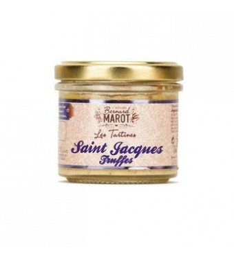 Saint Jacques aux Truffes - Bernard Marot