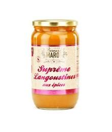 Suprême de Langoustines aux épices
