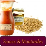 Sauces et Moutardes